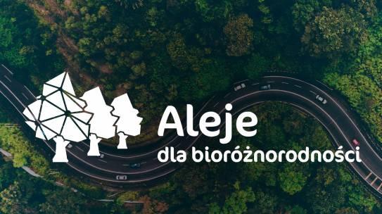 """Ruszył projekt """"Aleje jako ostoje bioróżnorodności""""!"""