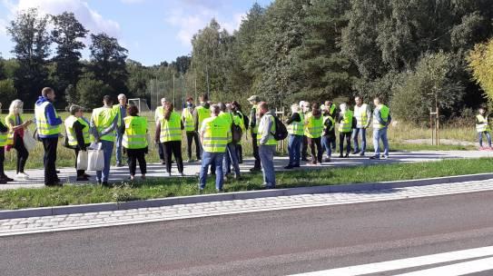 Zachowanie, popularyzacja i ochrona alej przydrożnych w Polsce – relacja z wizyty studyjnej